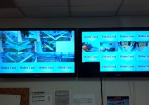 Geovision Network Video Recorder System at Paris High School